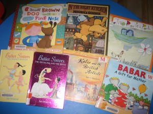 Ruby's books September