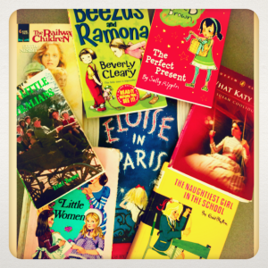 Girls' books