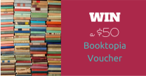 WIN a $50 Booktopia voucher